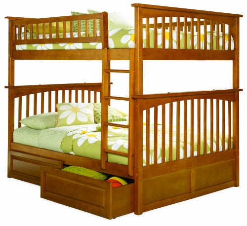 Bunk Beds With Stairs 4599 front