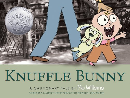 Friends~You have to LOVE Moe William's Knuffle Bunny from The Schroeder Page photo of