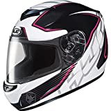 2014 Hjc Cs-R2 Injector Women's Motorcycle Helmet – Small