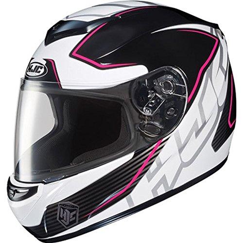 2014 Hjc Cs-R2 Injector Women's Motorcycle Helmet – Small