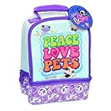 Kids Littlest Pet Shop Soft Sided Dual Cooler Lunch Box made by Thermos