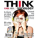 Think Sociology, 2e Audiobook by Dr. John Carl Narrated by Mina Sands