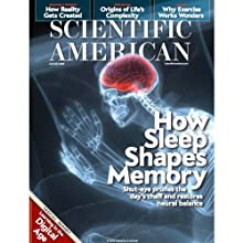 Scientific American: Why Exercise Works Magic Periodical by Shari S. Bassuk, Timothy S. Church, JoAnn E. Mason Narrated by Mark Moran