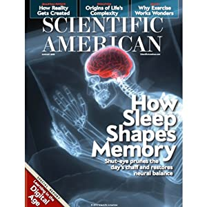 Scientific American, August 2013 | [Scientific American]