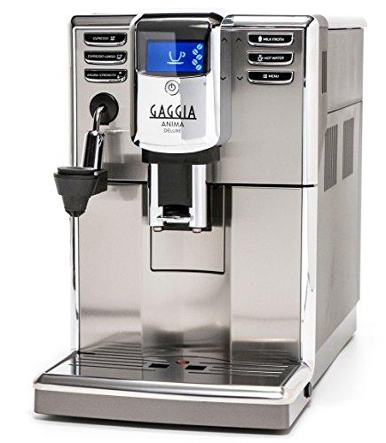 Gaggia Anima Deluxe Automatic Coffee Machine (Gaggia Super Automatic compare prices)