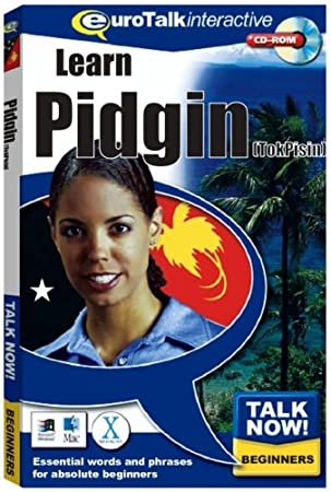 Talk Now Learn Pidgin: Essential Words and Phrases for Absolute Beginners (PC/Mac)
