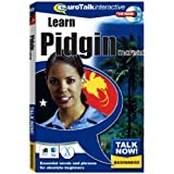 Talk Now Learn Pidgin: Essential Words and Phrases for Absolute Beginners (PC/Mac)by EuroTalk Limited