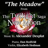 The Meadow - From ''The Twilight Saga: New Moon'' for Piano and Violin (Alexandre Desplat) (Single)