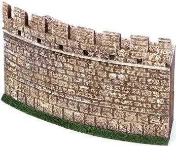Outer Curve Wall Miniature Terain