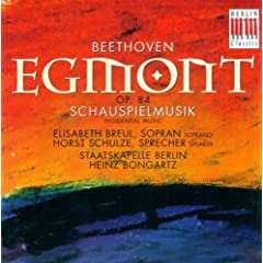 Egmont, Op. 84: Song, Die Trommel geruhet (The Drum Resounds) (Clara)
