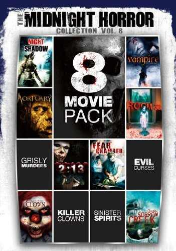 Midnight Horror Collection 8-Movie Pack V08