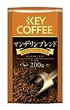 キーコーヒー LPマンデリンブレンド 豆 200g