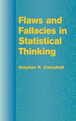 Flaws and Fallacies in Statistical Thinking (Dover Books...