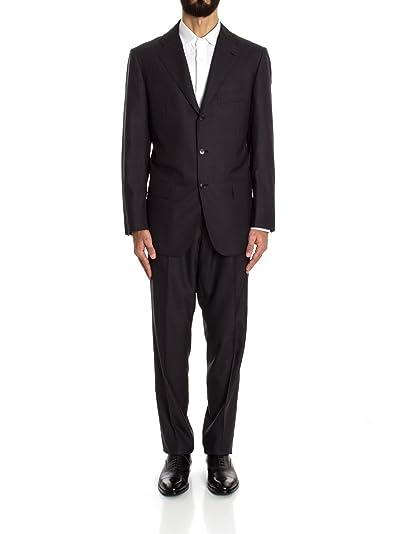 Kiton メンズ 127007 グレー ウール 服