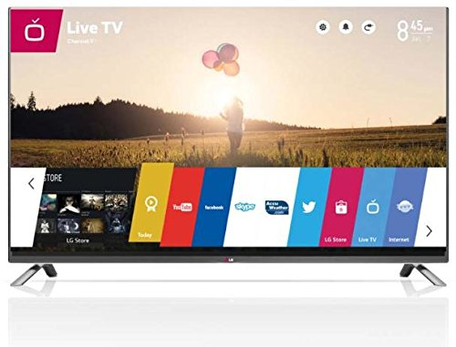 "LG 47LB6500 47"" LED TV, Cinema 3D, Smart TV with WEB OS, 1080p, 120Hz"