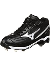 Mizuno Men's 9-Spike Classic G6 Mid Switch Baseball Cleat