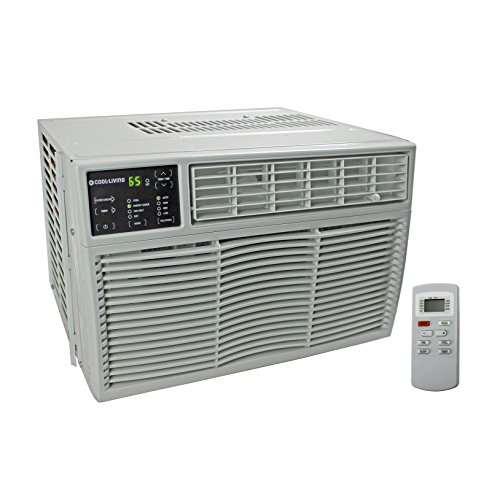 Cool Living 8,000 BTU Home/Office Window Mount Air Conditioner AC | 350 Sq Ft