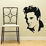 Elvis Presley Vinyl Wall Sticker / Decal Transfer / Art Graphic Stencil Big BN56