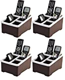 Lifestyle-You 4 Pcs REMOTE CONTROL ORGANISER STAND SHELF RACK HOLDER UNIVERSAL TV DVD AC_HH45B