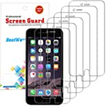 6x Film Protection iPhone 6 4.7 Pouce...