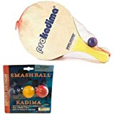 Pro Kadima Paddle Set Plus Replacement Smashballs Bundle