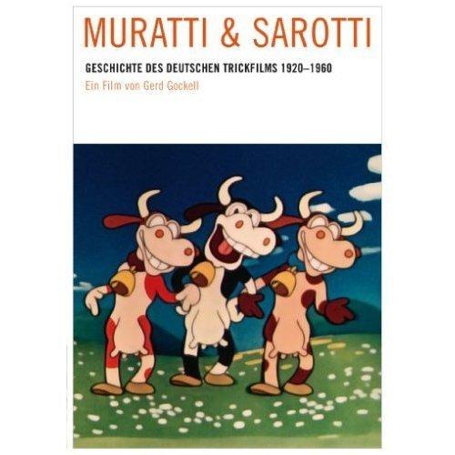 Muratti & Sarotti - History of German Animation 1920-1960 ( Muratti und Sarotti - Die Geschichte des deutschen Animationsfilms 1920 bis 1960 [ Origine Tedesco, Nessuna Lingua Italiana ]