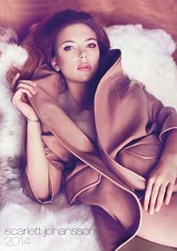 Scarlett Johansson 2014 Calendar