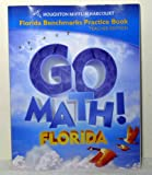 img - for Houghton Mifflin Harcourt Math Florida: Benchmark Practice Book Te Level 4 book / textbook / text book