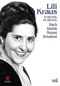 Lili Kraus in Recital