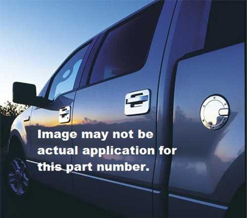 All Sales 6101PL Billet Fuel Door