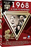 British Pathé News - A Year To Remember 1968 [DVD]