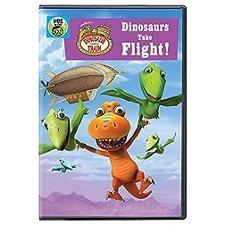 Dinosaur Train: Dinosaurs Take Flight! DVD