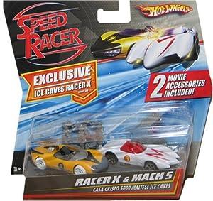 Amazon.com: Speed Racer - Racer X & Mach 5 Die Cast Cars ...