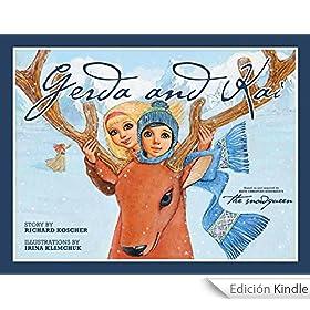 Gerda and Kai - The Snow Queen Book (English Edition)