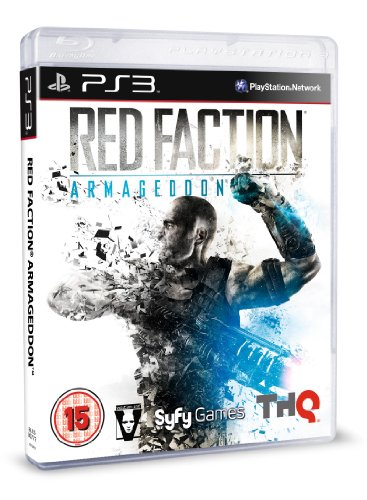 Red Faction Armageddon (PS3)