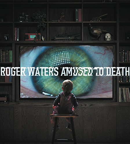 Roger Waters - Amused To Death (Cd/ Bluray) - Zortam Music