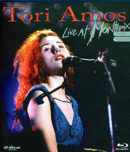 Blu-ray : Tori Amos - Tori Amos: Live at Montreux: 1991 & 1992