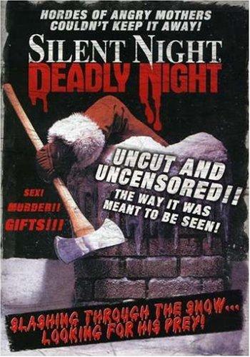 Тихая ночь, смертельная ночь / Silent Night, Deadly Night [1984 г., Триллер, ужасы, DVDRip] AVO (Сергей Визгунов) + Original