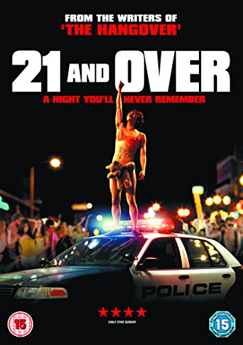 21 And Over Dvd