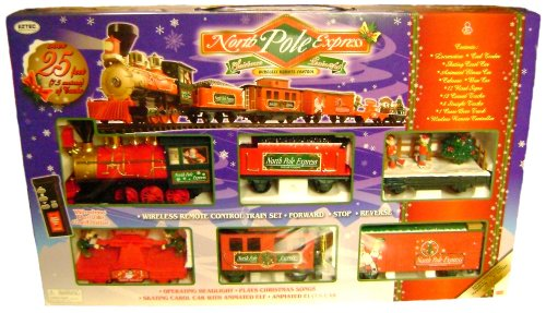 Christmas Toys Trains : Top best christmas train sets for under the tree