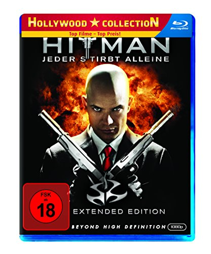 Hitman - Jeder stirbt alleine - Extended Edition [Blu-ray]