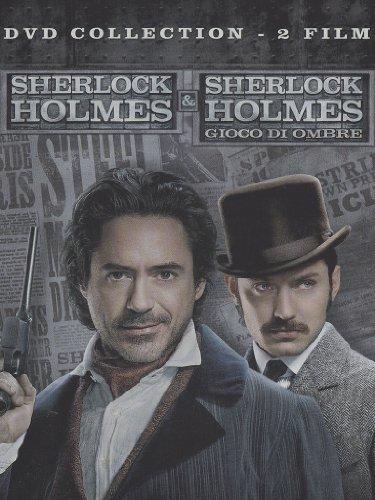Sherlock Holmes & Sherlock Holmes - Gioco di ombre(DVD collection) [IT Import]