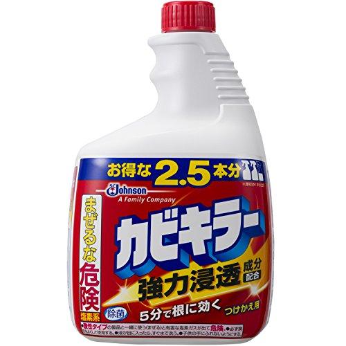 カビキラー特大サイズ つけかえ用 1,000g カビ取り剤