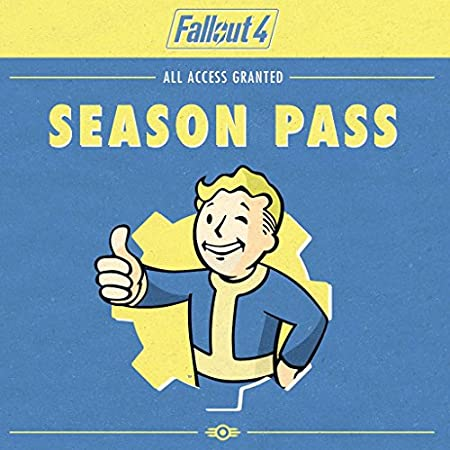 Fallout 4 Season Pass - PS4 [Digital Code]