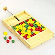 Mikado Rules Wooden Board Game-A Clas…