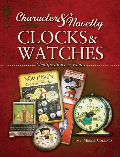 Character & Novelty Clocks & Watches: Identifications & Values