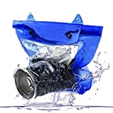 Sefuu 一眼レフカメラ 防水袋 防水ケース デジタルカメラ アウトドア 防水収納袋 小型一眼レフ ミラーレス一眼 ストラップ付き ジップロック式