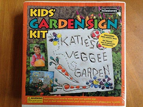 Kids' Garden Sign Kit (Milestones) - 1