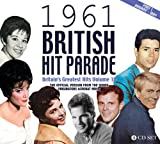 Various Artists The 1961 British Hit Parade: Britain's Greatest Hits, Vol.10, Part 1: January-May