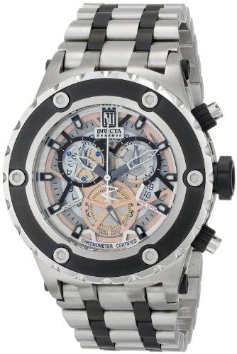 Invicta Men'S 12958 Jason Taylor Analog Display Swiss Quartz Two Tone Watch
